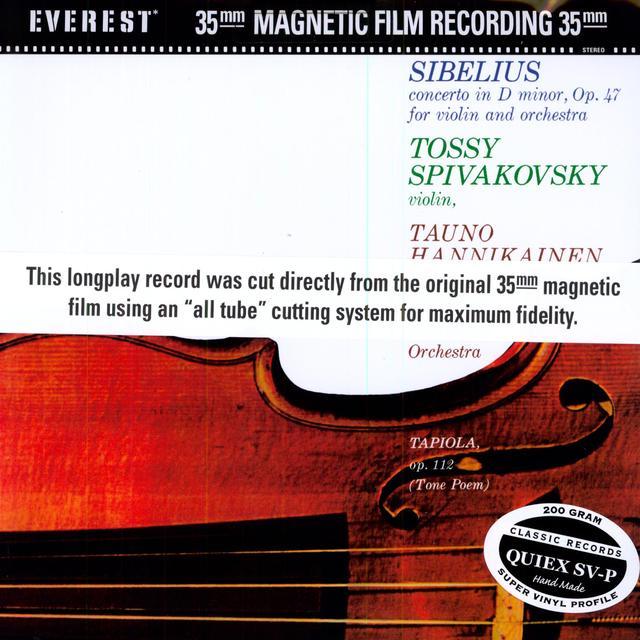 Sibelius / Tauno / London Sym Orch / Hannikainen