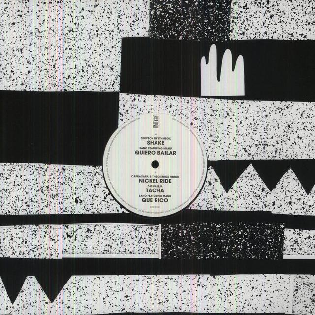 Nickel Ride / Various (Ep) NICKEL RIDE / VARIOUS Vinyl Record