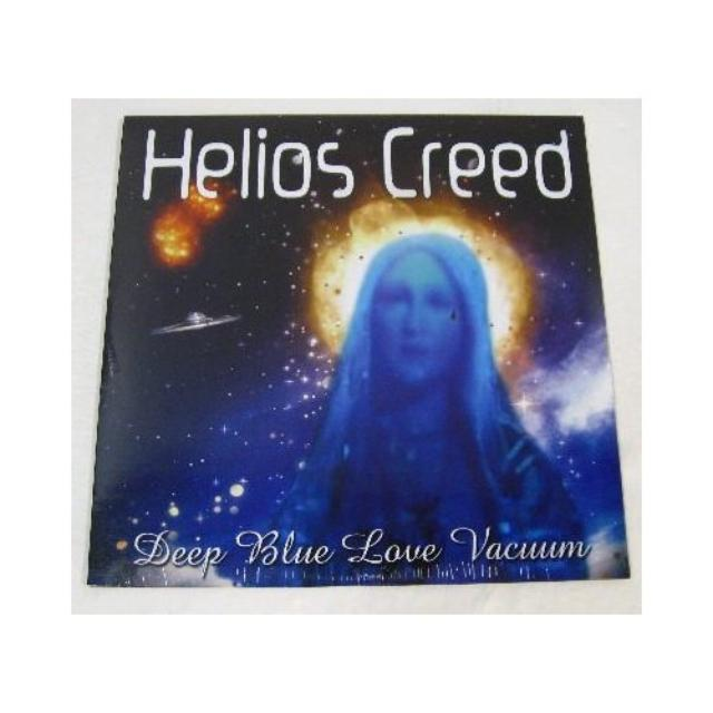 Helios Creed DEEP BLUE LOVE VACUME Vinyl Record