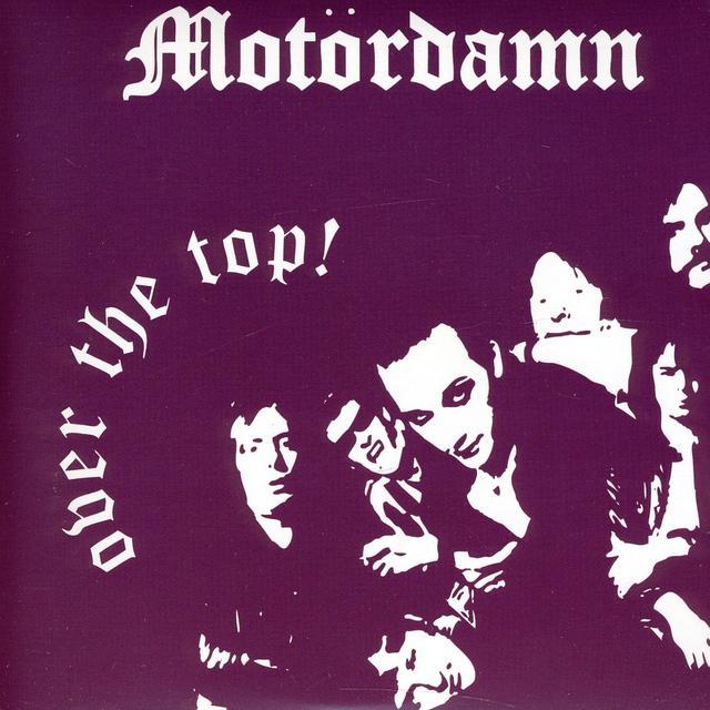 Motordamn