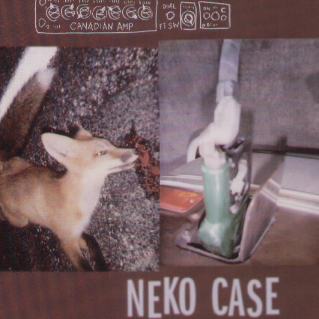 Neko Case CANADIAN AMP Vinyl Record