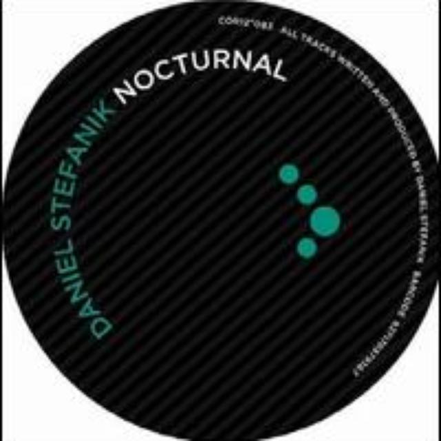 Daniel Stefanik NOCTURNAL Vinyl Record