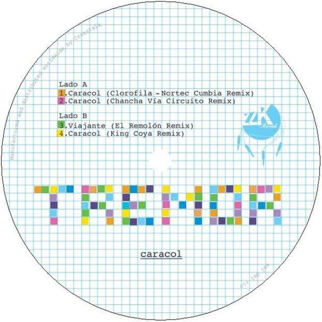 Tremor CARACOL Vinyl Record