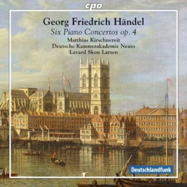 Handel / Deutsche Kammerakademie Neuss Am Rhein