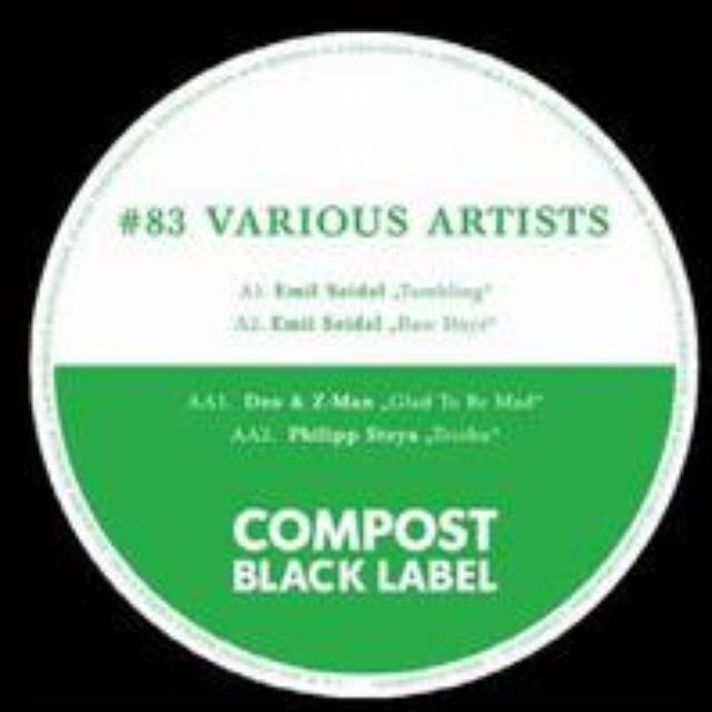 Emil / Deo Seidel & Philip Z-Man / Stoya COMPOST BLACK LABEL 83 Vinyl Record