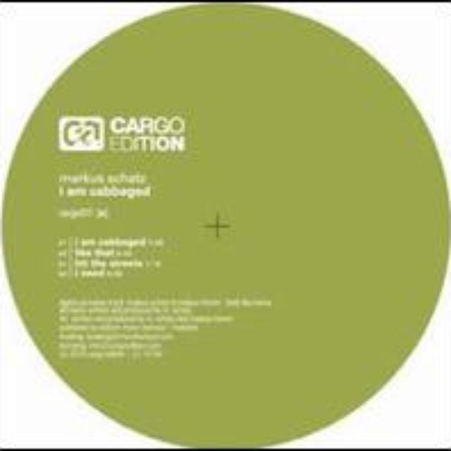 Markus Schatz I AM CABBAGED Vinyl Record