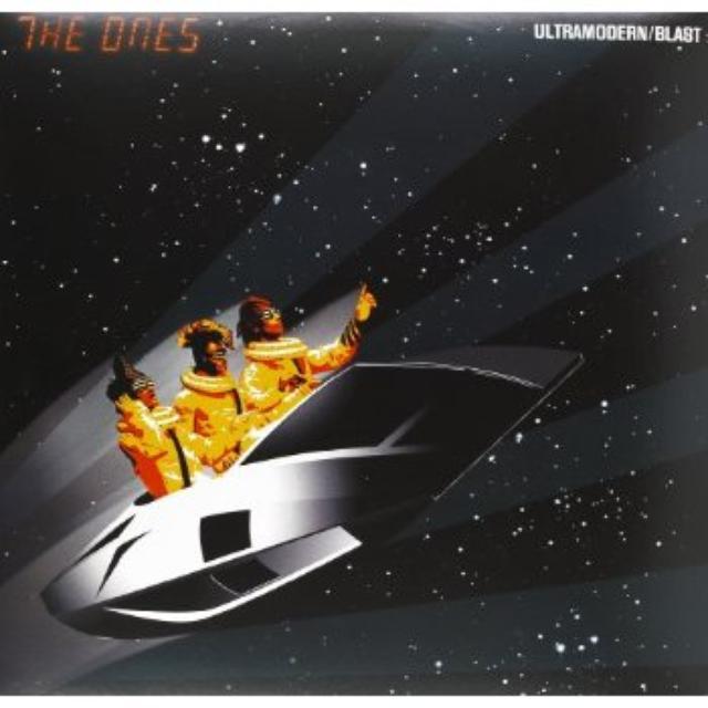 Ones ULTRA MODERN / BLAST Vinyl Record