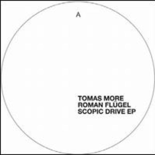 Tomas / Roman Flugel More SCOPIC DRIVE Vinyl Record