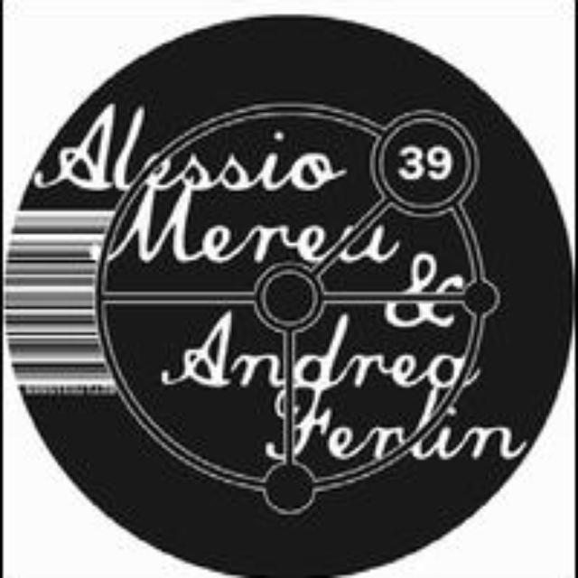 Alessio Mereu / Andrea Ferlin DEEP THOUGHTS Vinyl Record