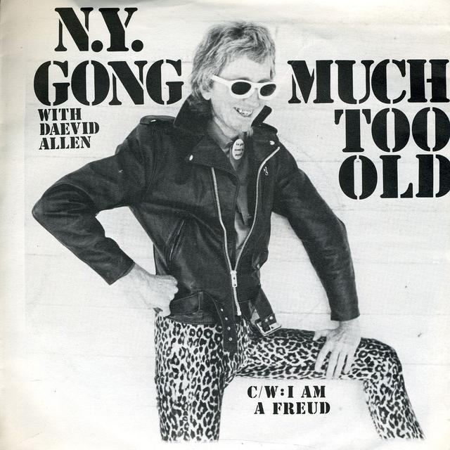 N.Y. Gong With Daevid Allen