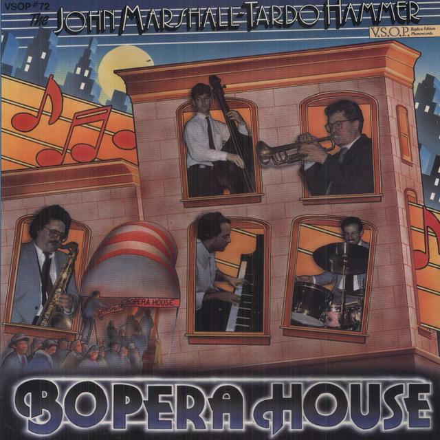 Marshall/Hammer BOPERA HOUSE Vinyl Record
