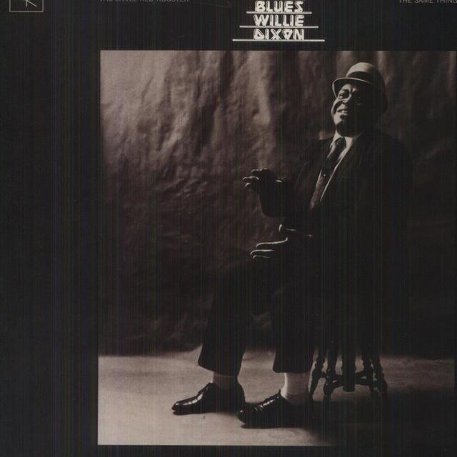 Willie Dixon AM THE BLUES Vinyl Record