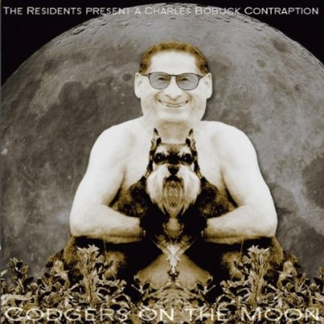 Charles Bobuck RESIDENTS PRESENT: CODGERS ON THE MOON (Vinyl)