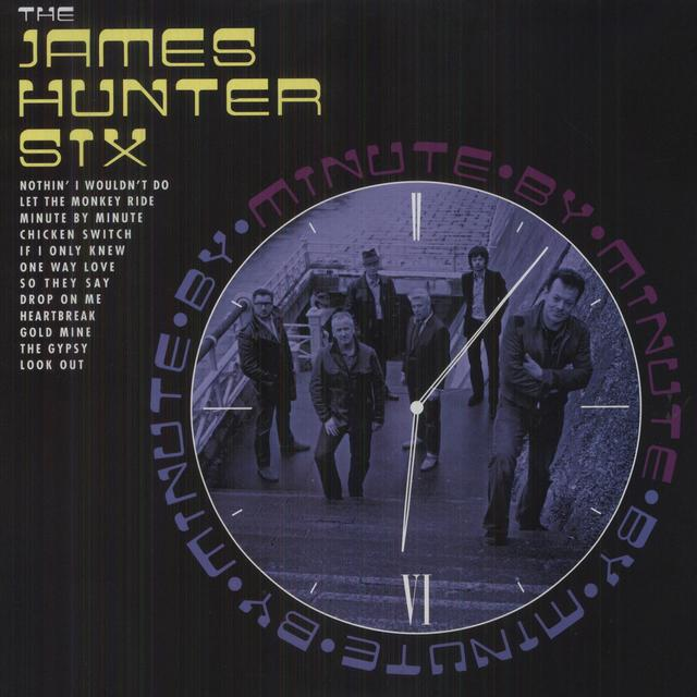 James Six Hunter