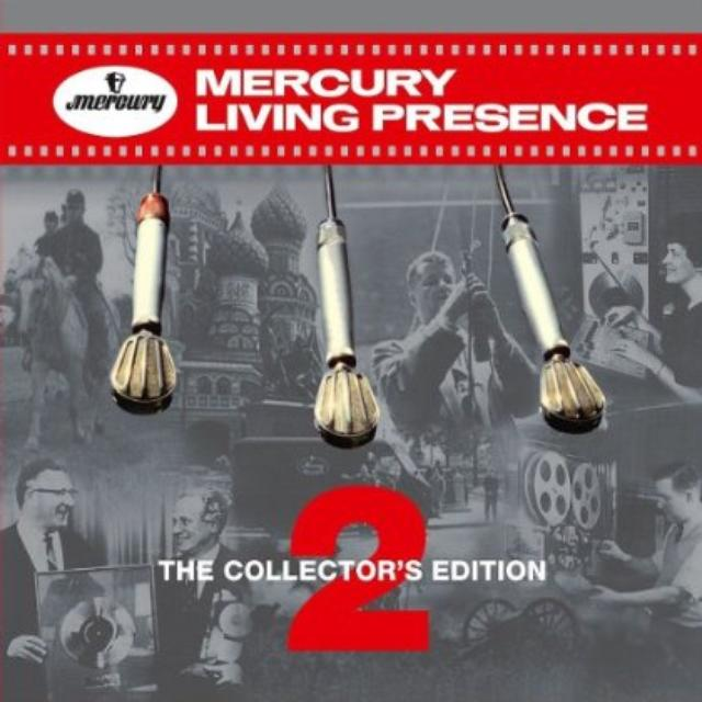 Mercury Living Presence Ii / Various