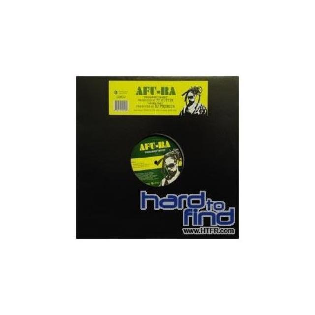 Afu-Ra POISONOUS TAOIST / SUCKA FREE Vinyl Record