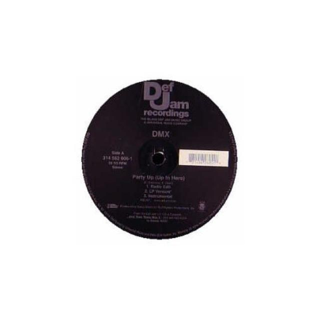 Dmx PARTY UP (X3) / DXL (X3) (Vinyl)