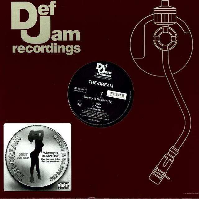The-Dream SHAWTY IS DA SHIT (X6) Vinyl Record