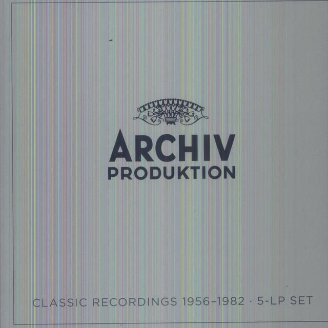 Archiv Produktion: Classical Recordings 1956-1982
