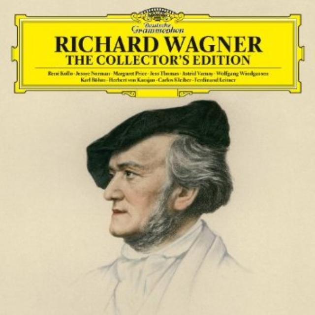Wagner The Colletor'S Edition / Various