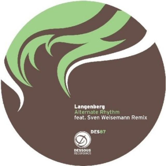 Langenberg ALTERNATE RHYTHM Vinyl Record