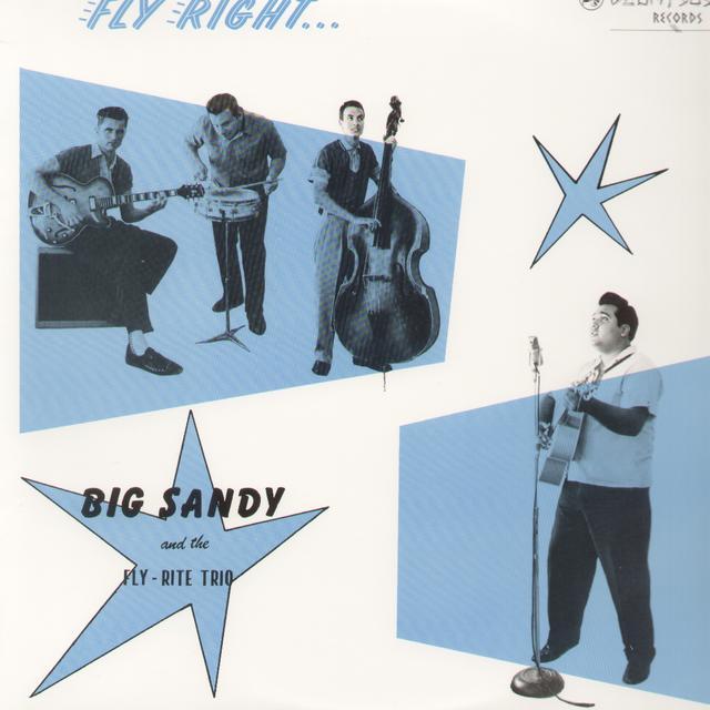 Big Sandy & Flyrite Trio