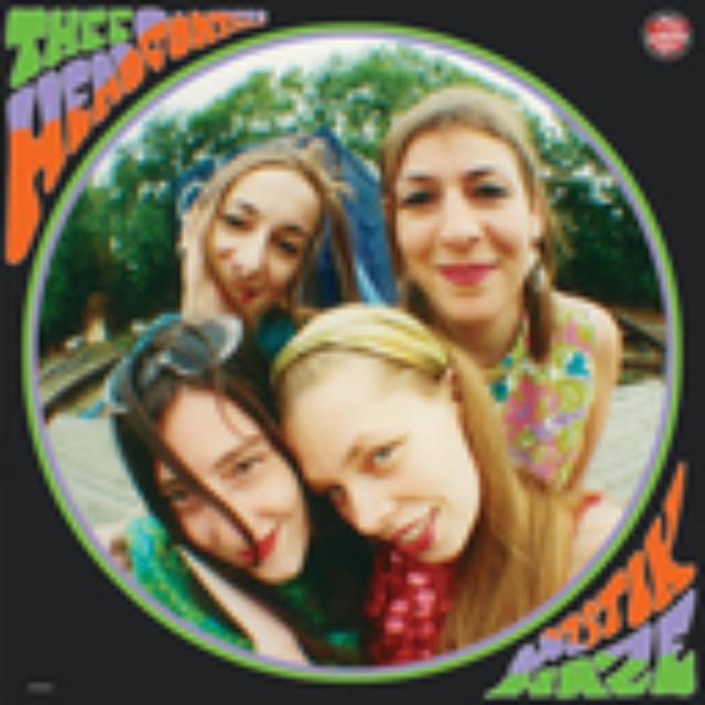 Thee Headcoatees BOZSTIK HAZE Vinyl Record