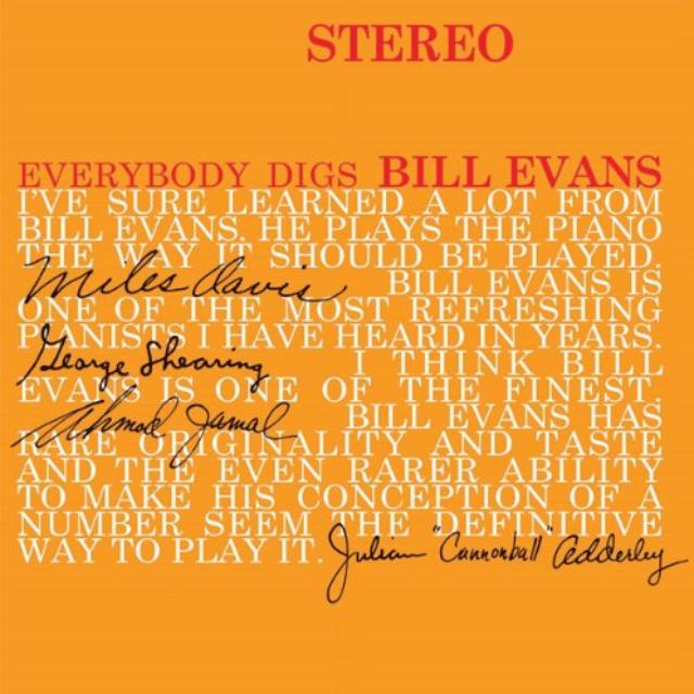 Bill Evans merch