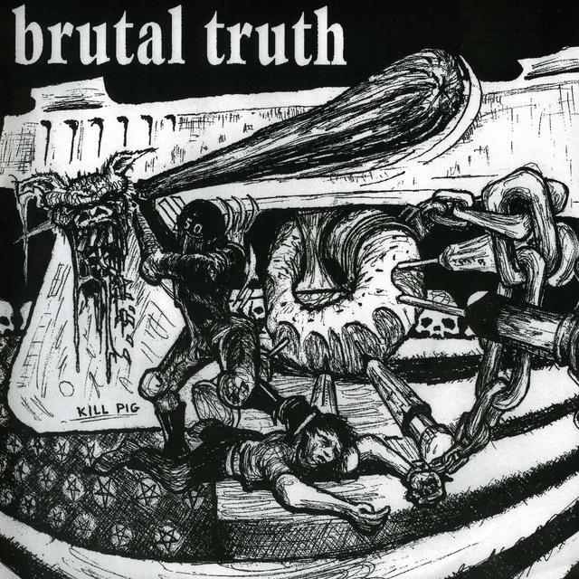Spazz Brutal Truth
