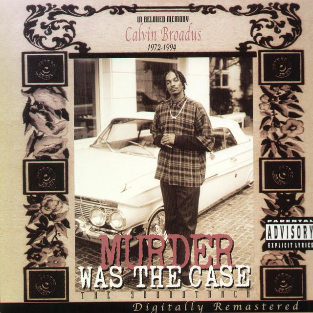 Murder Was The Case / O.S.T.