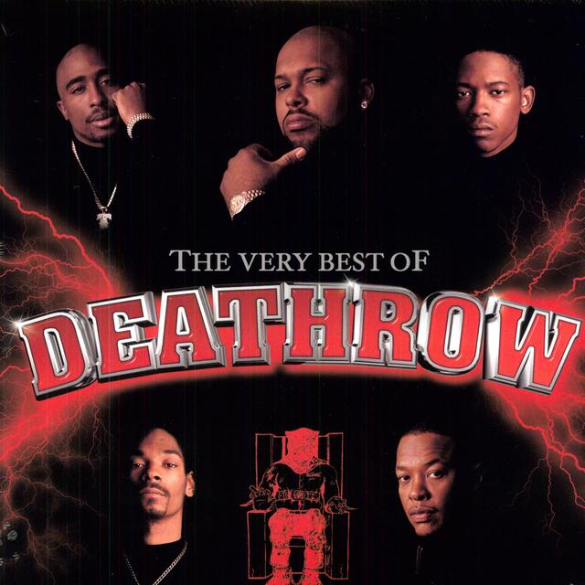 Very Best Of Death Row / Various