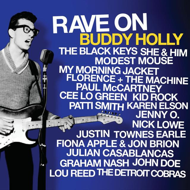 Rave On Buddy Holly / Various