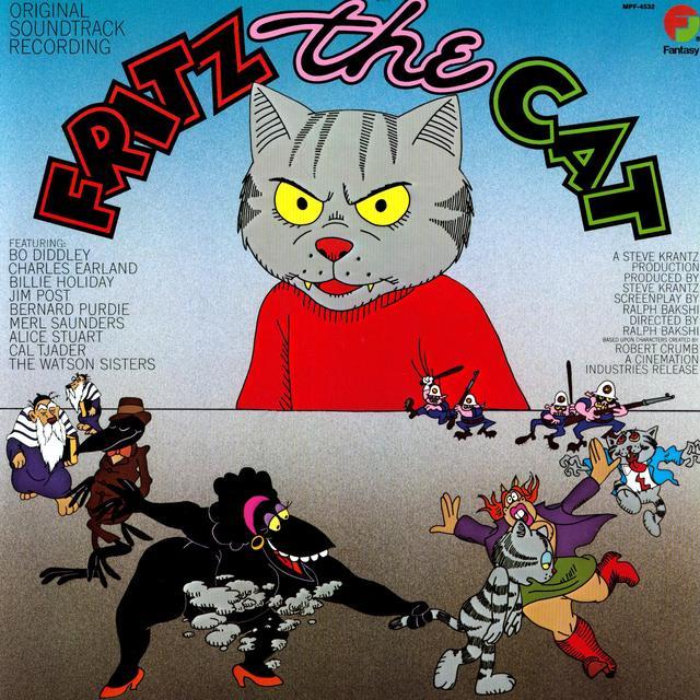 Fritz The Cat / Various