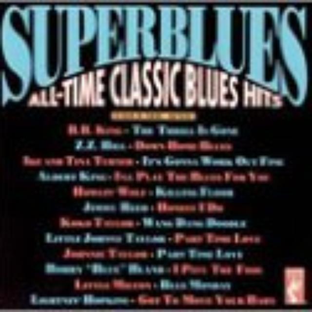 Super Blues 1 / Various