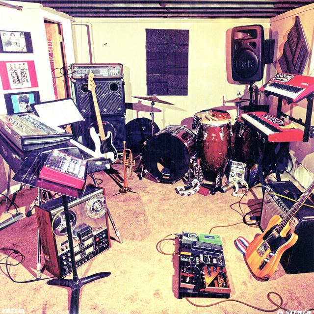 Will Sessions ELMATIC INSTRUMENTALS Vinyl Record