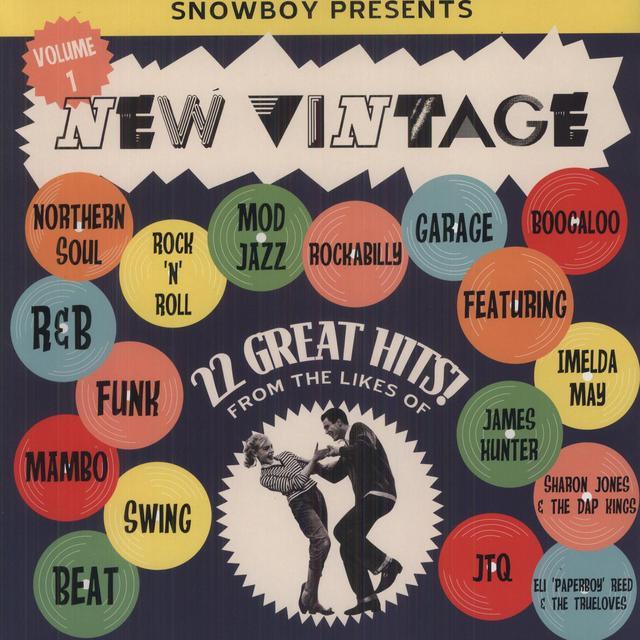 Snowboy Presents New Vintage / Various