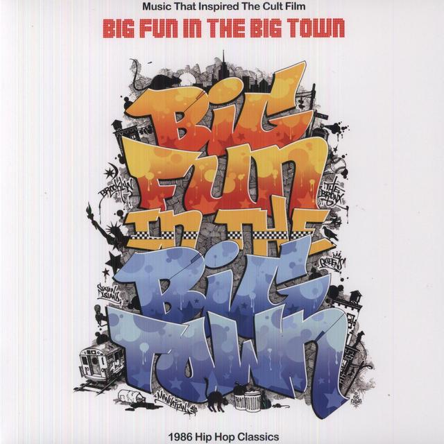 Songs That Inspired Fun In A Big Town / Various
