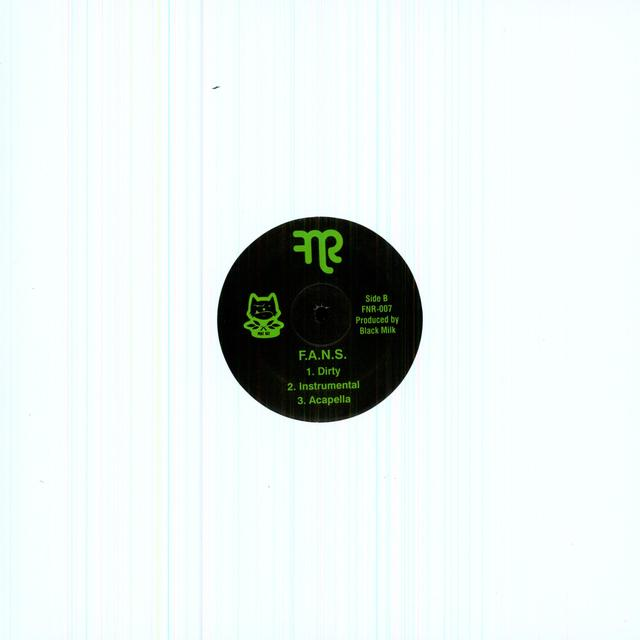 PHAT KAT REAL EMCEE Vinyl Record