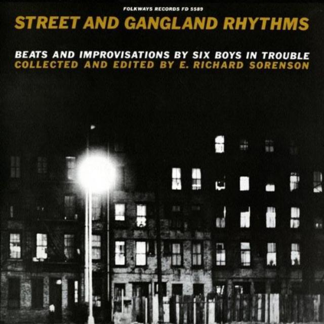 Street & Gangland Rhythms Beats & / Various
