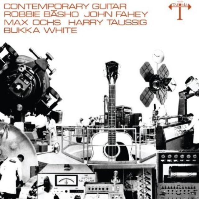 Contemporary Guitar / Various