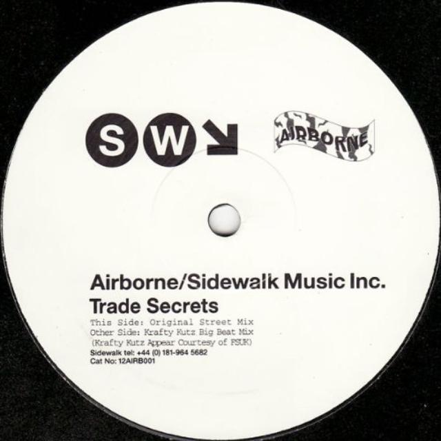 Trade Secrets I KNOW YOU GOT SOUL 2 Vinyl Record