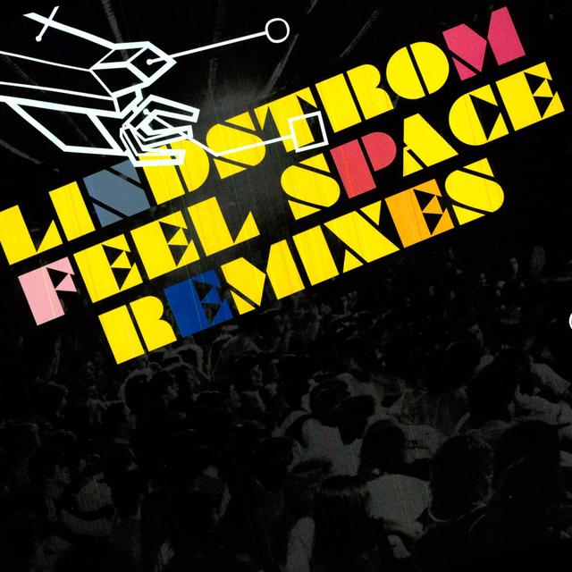 Lindstrøm I FEEL SPACE REMIX Vinyl Record