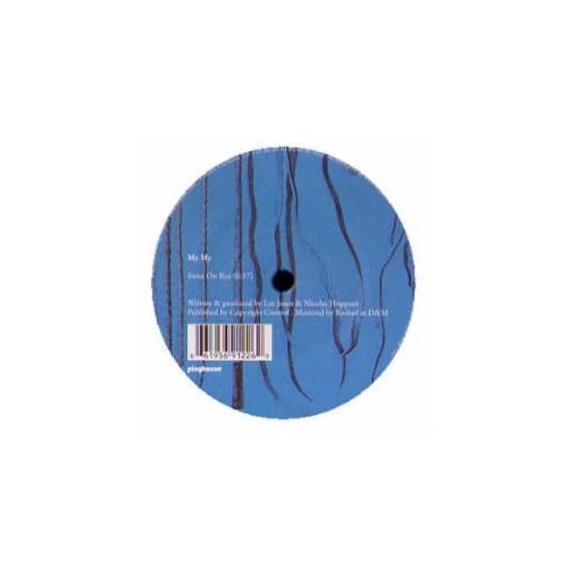 My My SWISS ON RYE Vinyl Record