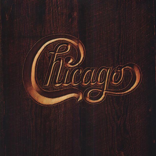 CHICAGO V Vinyl Record