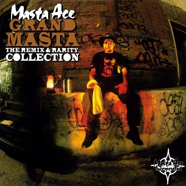 Masta Ace Incorporated merch