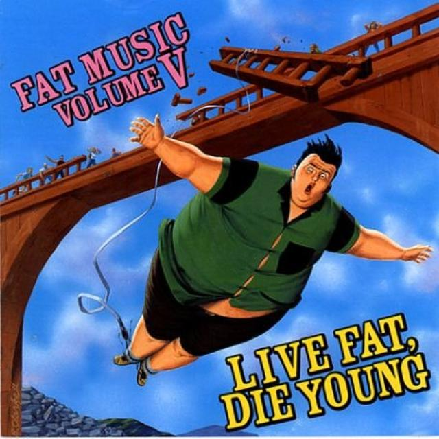 Fat Music 5: Live Fat Die Young / Various