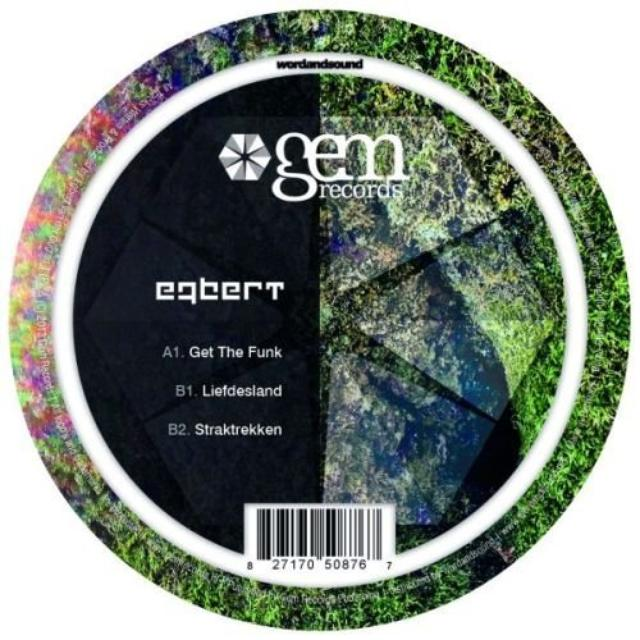 Egbert GET THE FUNK Vinyl Record