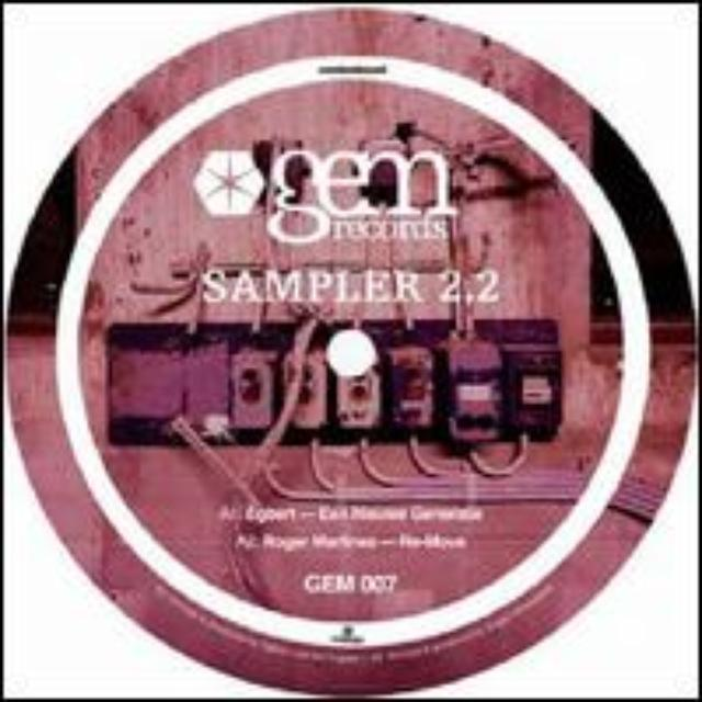 Gem Sampler 2.2 / Various (Ep) GEM SAMPLER 2.2 / VARIOUS Vinyl Record