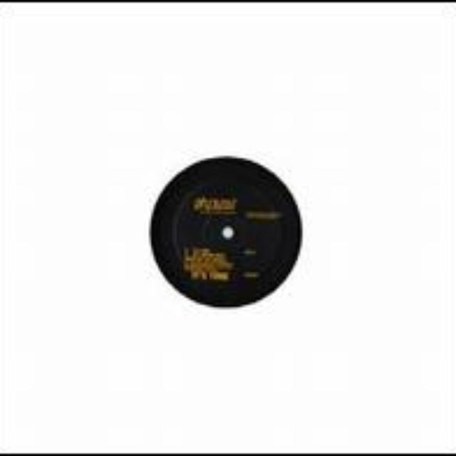 Kris Wadsworth IT'S TIME Vinyl Record
