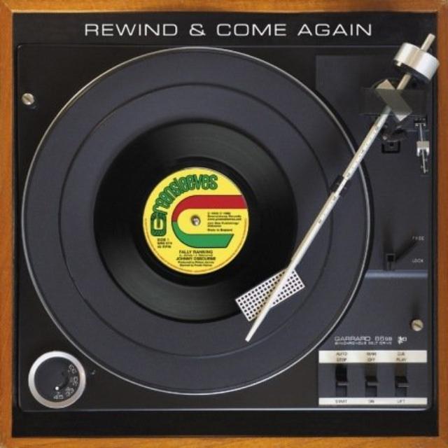 REWIND & COME AGAIN: GREENSLEEVES 45'S / VARIOUS Vinyl Record